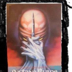 Cine: SATAN'S BLADE LA ESPADA DE SATAN. PELICULA VHS, CULTO.. Lote 288225173