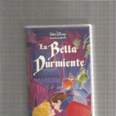 Cine: LA BELLA DURMIENTE VHS. Lote 288332153