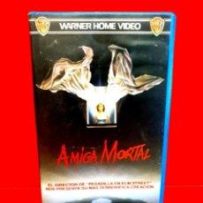 Cine: AMIGA MORTAL (1986) DEADLY FRIEND. Lote 288401913