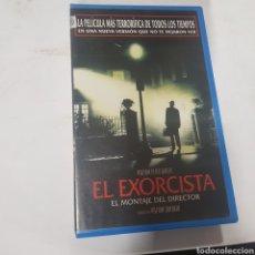 Cine: VHS 1302 EL EXORCISTA  -VHS SEGUNDA MANO. Lote 288459608