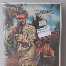 Cine: EL RIO DEL NEGRO RUBIN (OPERACION RUBI NEGRO)(1965)(VHS) - USADO (PROCEDENTE DE VIDEOCLUB). Lote 288586233