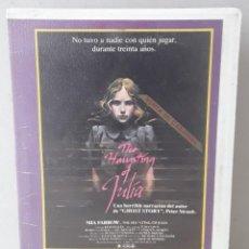 Cine: ESCALOFRIO (CIRCULO DE LA MUERTE)(MIA FARROW)(1977)(VHS) - USADO (PROCEDENTE DE VIDEOCLUB). Lote 288586573