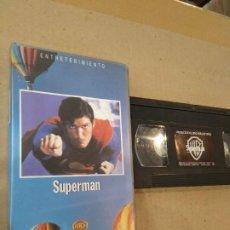 Cine: PELICULA VHS ~ SUPERMAN ~ ( AÑO 1988 ) , VER FOTOS. Lote 288606328