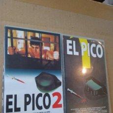 Cine: 2 PELICULAS VHS ~ EL PICO Y EL PICO 2 ~ ( AÑOS 1983/1984 ) , VER FOTOS. Lote 288684858