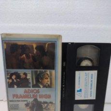 Cine: ADIOS FRANKLIN HIGH.VIDEO CLUB VHS. Lote 288685313