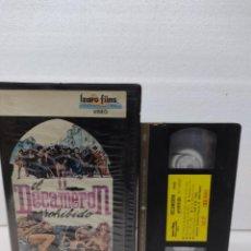 Cine: VHS PELICULA- EL DECAMERON PROHIBIDO -IZARO FILMS 1986 - EROTICO-COMEDIA. Lote 288690138
