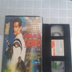 Cine: VHS FUERA DE SU TIEMPO CG 570. Lote 288943918