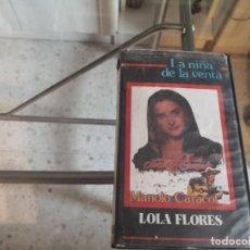 Cine: VHS - LA NIÑA D ELA VENTA - 105. Lote 289001408