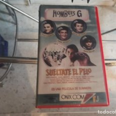 Cine: VHS - HOMBRES G - 116. Lote 289002143