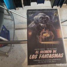 Cine: VHS - EL SECRETO D ELOS FANTASMA S - 119. Lote 289002328
