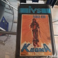 Cine: VHS - KEOMA -125. Lote 289002588