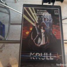 Cine: VHS - KRULL - 127. Lote 289002663