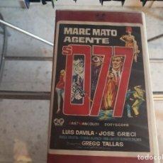 Cine: VHS - MAR MATO 129. Lote 289002803
