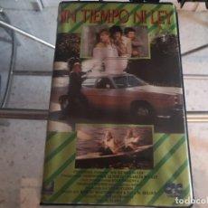 Cine: VHS - SIN TIEMP NI LEY - 130. Lote 289002828