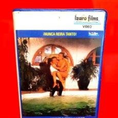 Cine: LA CHICA DE LA PISCINA (1987) - DESNÚDATE MARCELA. Lote 289520248