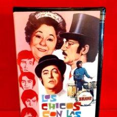 Cine: LOS CHICOS CON LA CHICAS -* RAFAELA APARICIÓN, TIP Y COLL. Lote 289520348