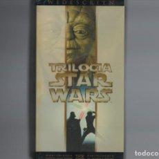 Cine: VHS - TRILOGIA STAR WARS. Lote 289885918