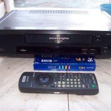 Cine: VIDEO REPRODCTOR VHS SONY SLV 730. Lote 290102828