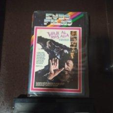 Cine: VHS- VIAJE AL MÁS ALLÁ. EUROVIDEO.. Lote 290114178