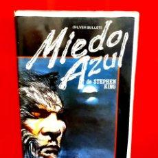 Cine: MIEDO AZUL (1985) - COREY HAIM, EVERETT MCGILL, GARY BUSEY -1ª EDICIÓN. Lote 290119638