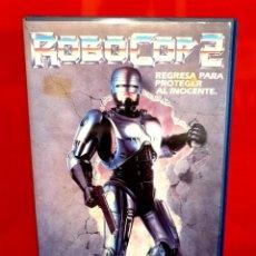 Cine: ROBOCOP 2 (1990) - PETER WELLER, NANCY ALLEN, DAN O'HERLIHY, BELINDA BAUER. Lote 290119848