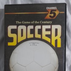 Cine: SOCCER GAME OF THE CENTURY. VER FOTOS Y DESCRIPCIÓN.. Lote 290610993