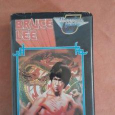 Cine: BRUCE LEE EL REY DEL KUNG FU - ARTES MARCIALES - VHS. Lote 292373648
