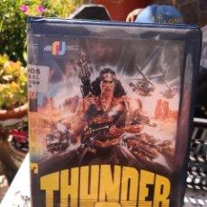 Cine: VHS THUNDER 3 (1988) FABRIZIO DE ANGELIS RAMBOPLOITATION. Lote 293228763