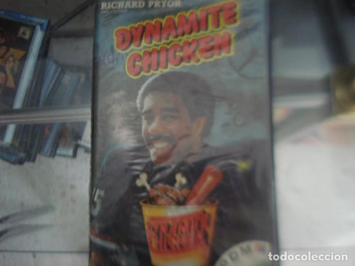 VHS - DYNAMITE CHICKEN - 296 (Cine - Películas - VHS)