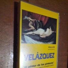 Cine: VELAZQUEZ. EL PINTOR DE LOS PINTORES. VISUAL ARTE. DIDIER K. BAUSSY. VHS BUEN ESTADO. Lote 293674243
