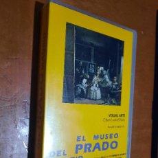 Cine: EL MUSEO DEL PRADO DE MADRID. VISUAL ARTE. REINER E. MORITZ. EDWIN MULLINS. VHS EN BUEN ESTADO. Lote 293674498