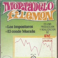 Cine: LOS IMPOSTORES. Lote 293841273