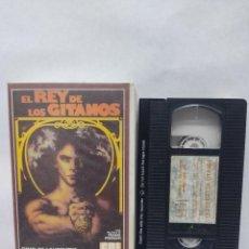 Cine: EL REY DE LOS GITANOS - BROOKE SHIELDS, SUSAN SARANDON, SHELLEY WINTERS - VHS. Lote 294076783