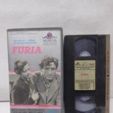 Cine: FURIA CON SYLVIA SIDNEY Y SPENCER TRACY-FURIA VHS-. Lote 294079513