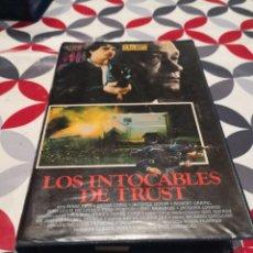 Cinema: VHS - LOS INTOCABLES DE TRUST - 31. Lote 294126808