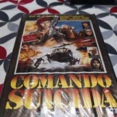 Cinema: VHS - COMANDO SUICIDA - 52. Lote 294128388