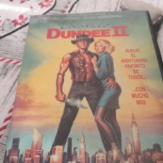 Cinema: VHS - COCODRILO DUNDEE II - 273. Lote 294157058