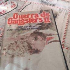 Cinema: VHS - GUERRA DE GANSTERS II - 279. Lote 294158223