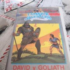 Cinema: VHS - DAVID Y GOLIATH - 298. Lote 294160883