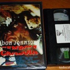 Cine: CAMBOIA - DAVID NUTTER, DON JOHNSON, LISA BLOUNT - TOPACIO - VHS. Lote 295305713