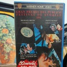 Cine: 30 MINUTOS PARA MORIR - AVI NESHER - MICHAEL BIEHN , PATSY KENSIT - WARNER 1990. Lote 295490248