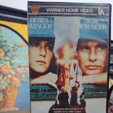 Cine: EL SENDERO DE LA TRAICION BETRAYED - COSTA GAVRAS - TOM BERENGER , DEBRA WINGER - WARNER 1989. Lote 295493528