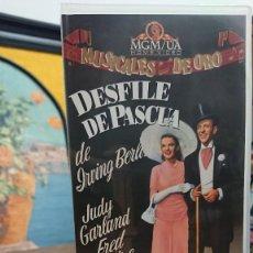 Cine: DESFILE DE PASCUA - ROBERT ALTON - JUDY GARLAND, FRED ASTAIRE - MGM 1992. Lote 295495413
