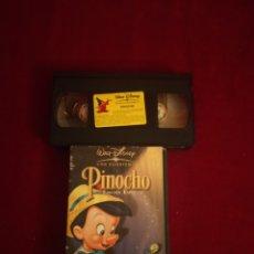 Cine: CINTA VHS ORIGINAL. Lote 295738848