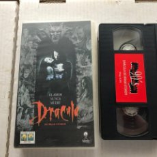 Cine: DRACULA DE BRAM STOKER - VHS KREATEN. Lote 296880828
