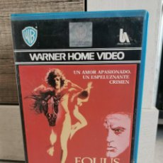 Cine: EQUUS 1EDICION VHS. Lote 297046853