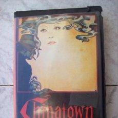 Cine: CHINATOWN VHS. Lote 297164293