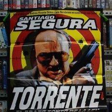 Cine: TORRENTE . EL BRAZO TONTO DE LA LEY. Lote 47759108