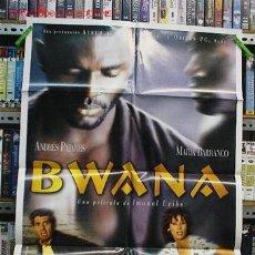 Cine: BWANA. Lote 44434552