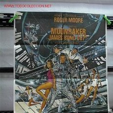 Cinema: 007 MOONRAKER. Lote 21976663